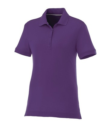 Crandall Short Sleeve Polo - Womens