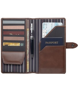 Cutter & Buck® Travel Wallet
