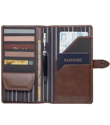 Cutter & Buck® Travel Wallet