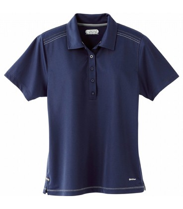 Dunlay Short Sleeve Polo - Womens