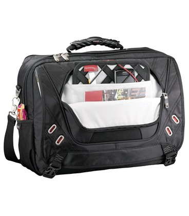 Elleven™ Checkpoint-Friendly Compu-Messenger Bag